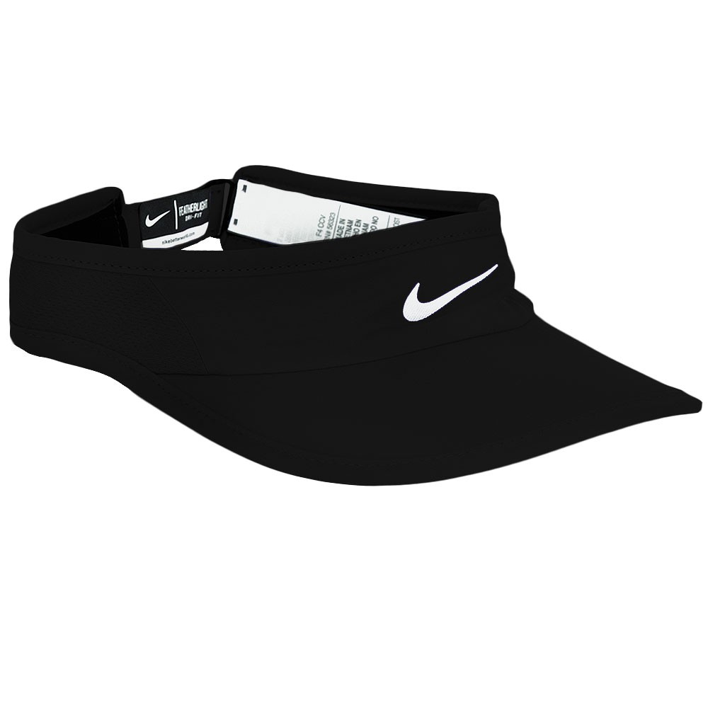 Viseira Nike Feminina Ajustável Preto 272566892ec