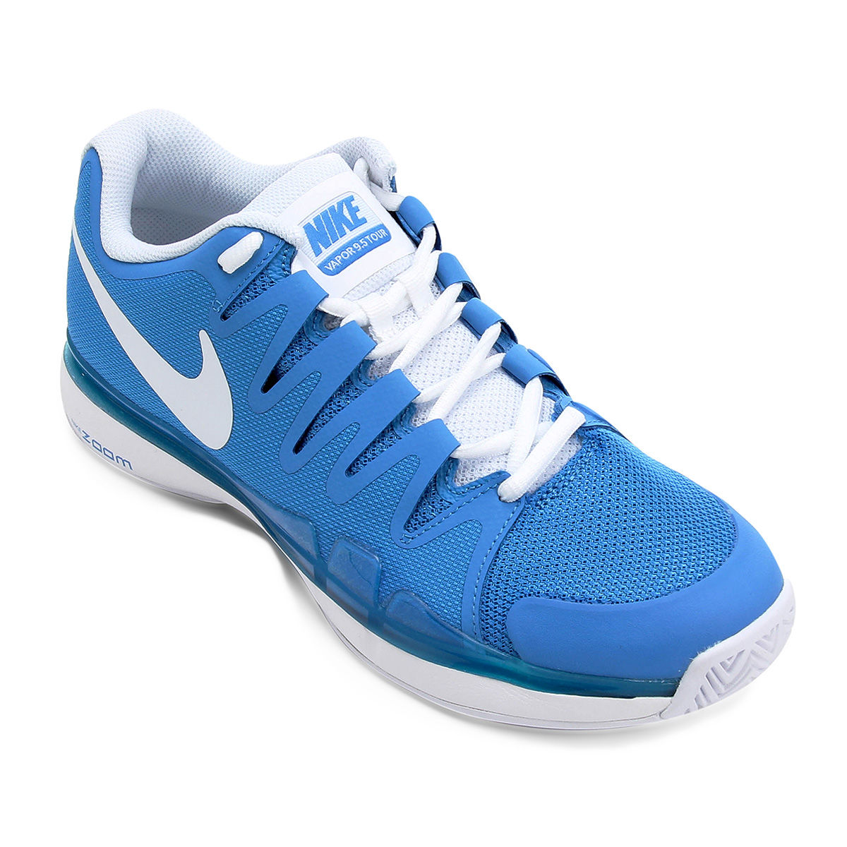Tênis Nike Vapor 9.5 Tour Azul d67a7707f1034