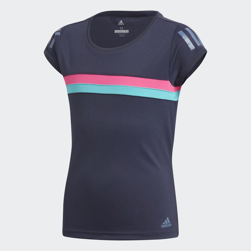 f5baf3a9e2 Camiseta Adidas Club TEE Fem Infantil Marinho