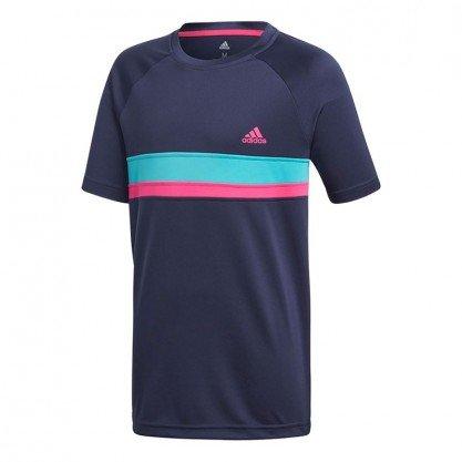 c50f0c330b Camiseta Adidas Club TEE Mas. Infantil Marinho