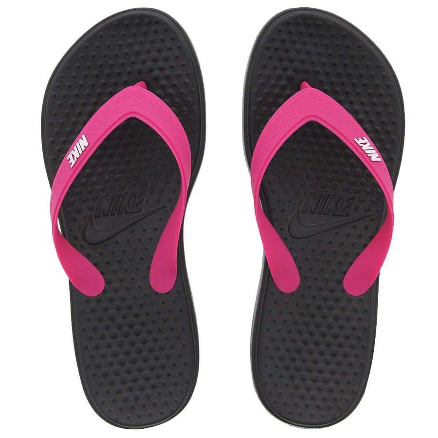 Chinelo Nike Solay Thong Fem Pretorosa