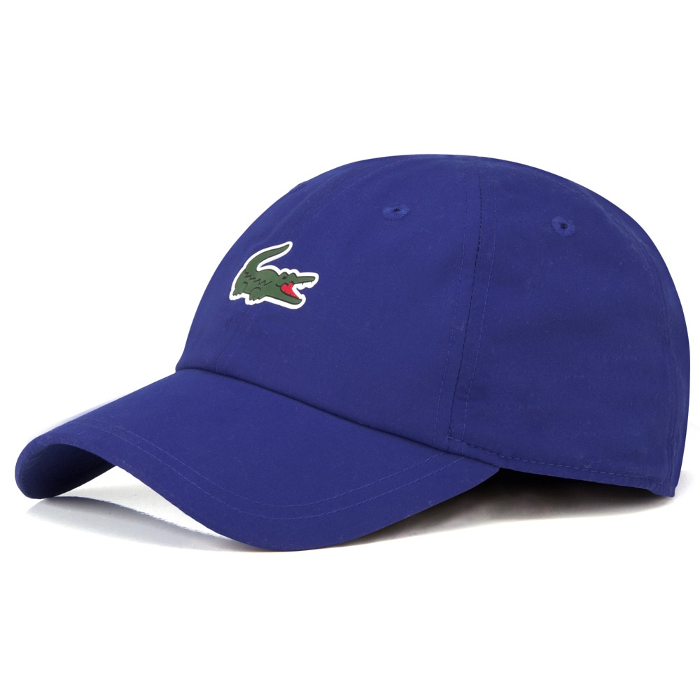 e1bfd532b2071 Boné Lacoste RK 2464 Azul, Vivano Sports - A loja do tenista