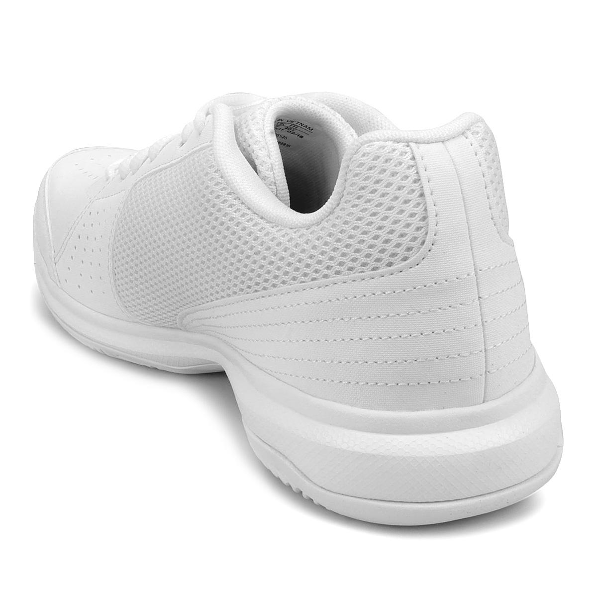 37e654a894 Tênis Adidas Approach Branco , Vivano Sports - A loja do tenista