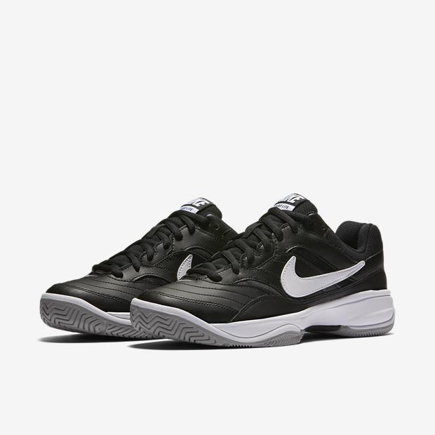 d9f4f3855 Tênis Nike Court Lite Preto/Branco, Vivano Sports - A loja do tenista
